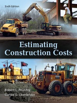 Estimating Construction Costs Solutions