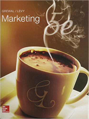 Marketing - Standalone book Solutions