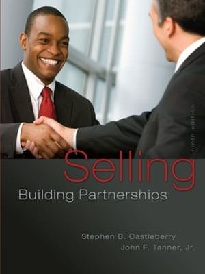 Selling: Building Partnerships Solutions
