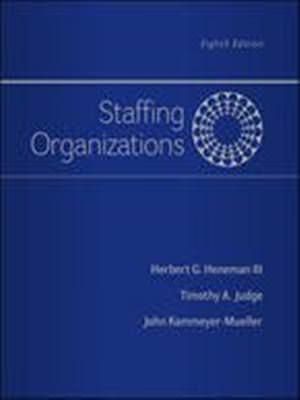 Staffing Organizations Solutions