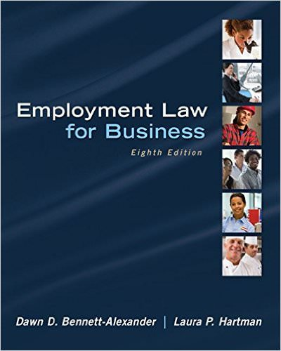 Employment Law for Business Solutions