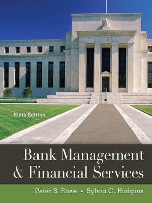 Bank Management and Financial Services Solutions