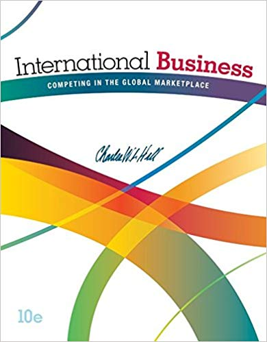 Solutions for International Business: Competing in the Global Marketplace, 10th Edition