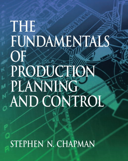 Solutions for Fundamentals of Production Planning and Control, 1st Edition