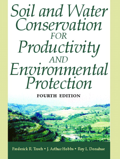 Soil and Water Conservation for Productivity and Environmental Protection Solutions