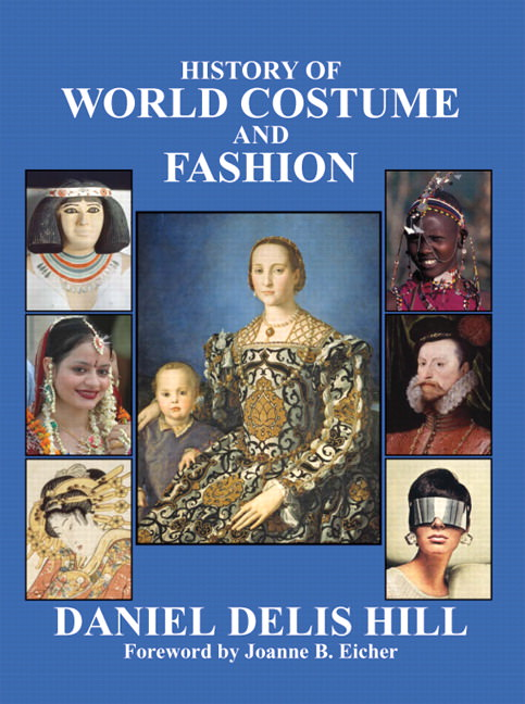 History of World Costume and Fashion Solutions