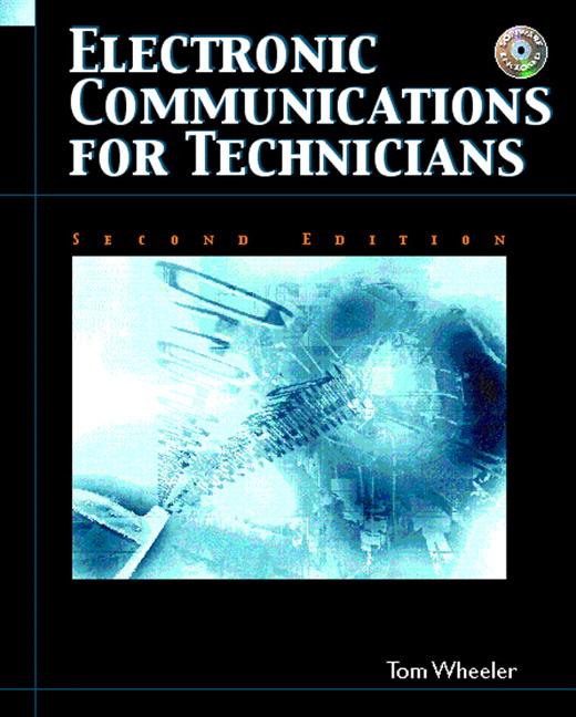 Electronic Communications for Technicians Solutions
