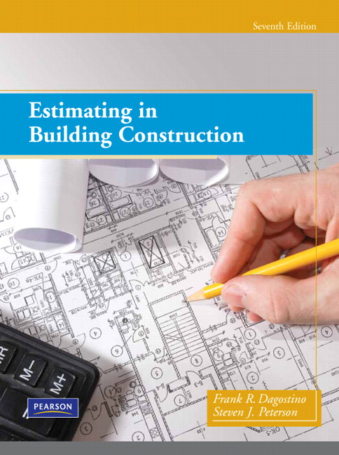 Estimating in Building Construction Solutions