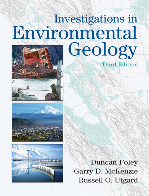 Investigations in Environmental Geology Solutions