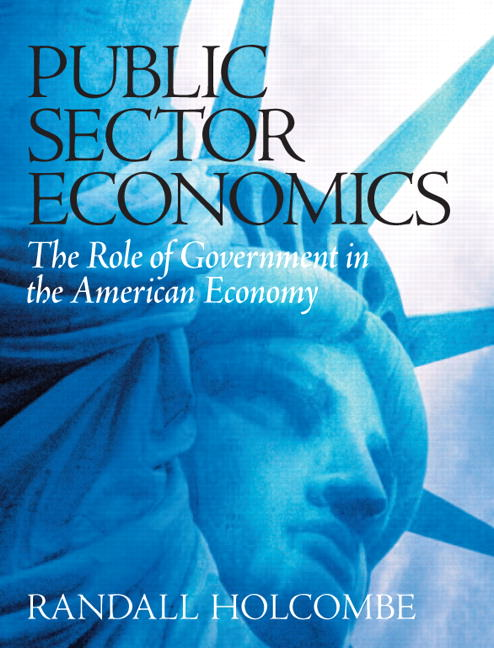Public Sector Economics: The Role of Government in the American Economy Solutions