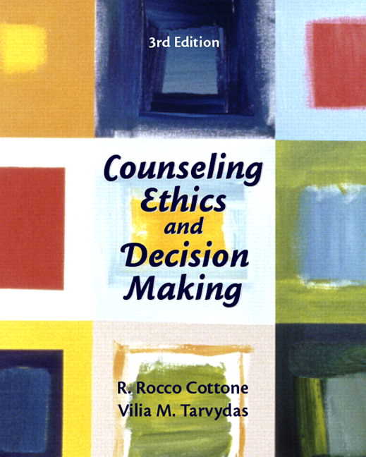 Counseling Ethics and Decision-Making Solutions