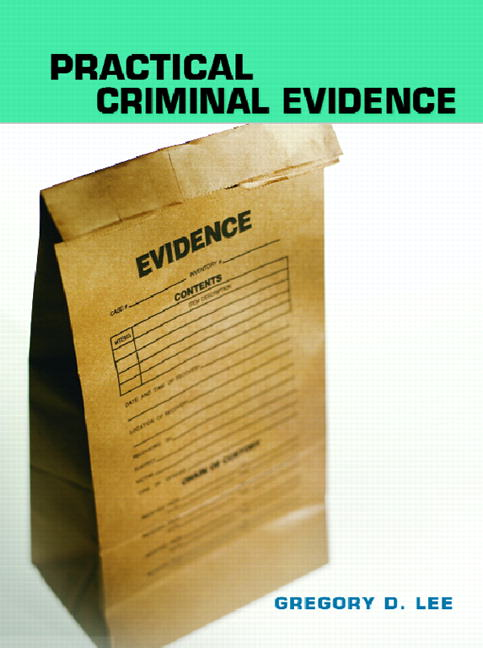 Practical Criminal Evidence Solutions