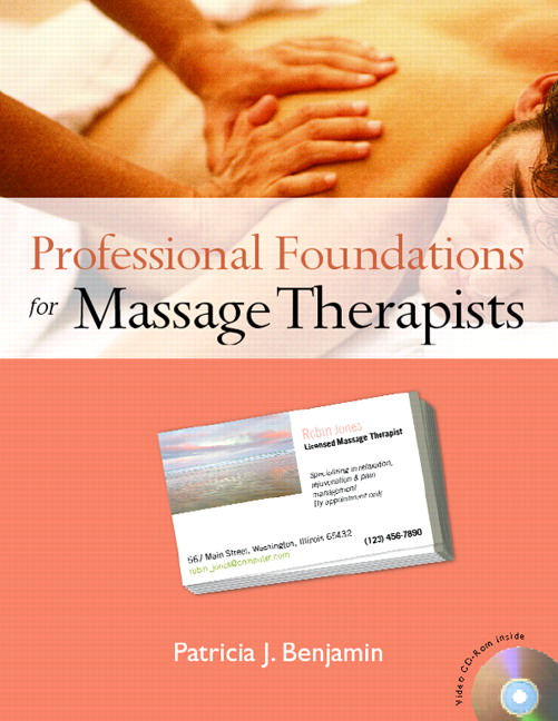 Professional Foundations for Massage Therapists Solutions