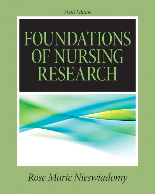 Foundations in Nursing Research Solutions
