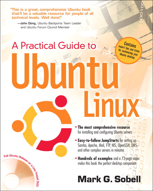 Solutions for Practical Guide to Ubuntu Linux, 2nd Edition