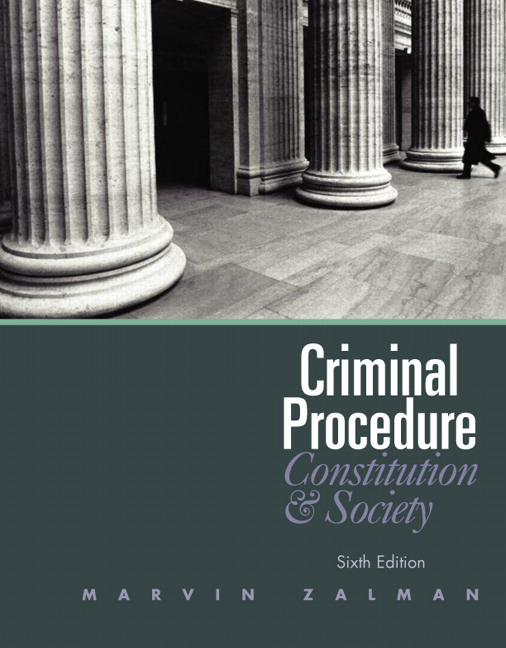 Criminal Procedure Solutions