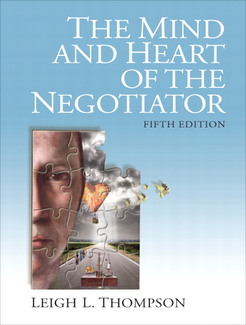 Mind and Heart of the Negotiator Solutions