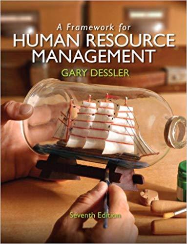 A Framework for Human Resource Management  Solutions