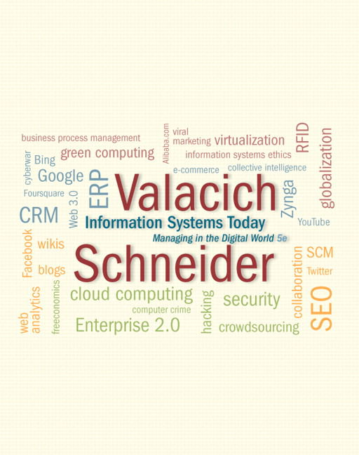 Information Systems Today Solutions