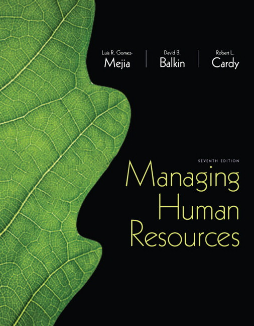 Managing Human Resources Solutions