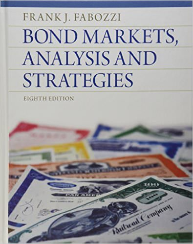 Bond Markets, Analysis and Strategies Solutions