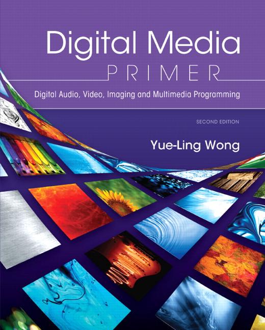 Digital Media Primer Solutions