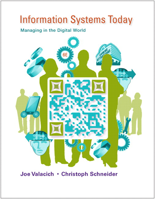 Information Systems Today: Managing in the Digital World Solutions