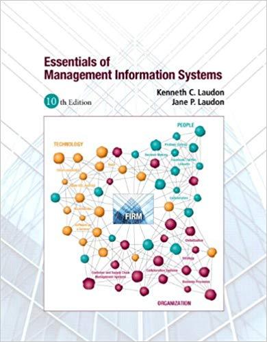 Essentials of MIS Solutions