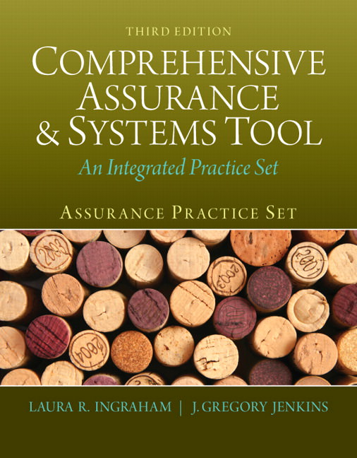 Assurance Practice Set for Comprehensive Assurance and Systems Tool (CAST) Solutions