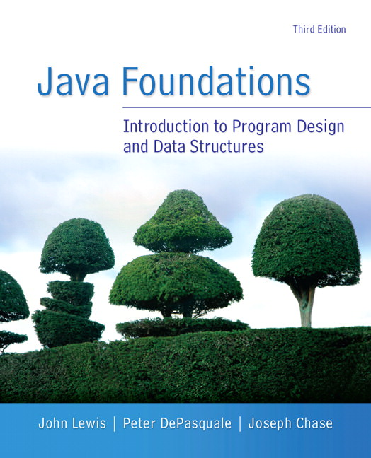 Java Foundations Solutions