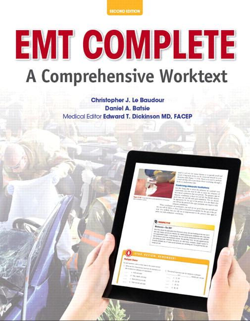 EMT Complete: Worktext Solutions