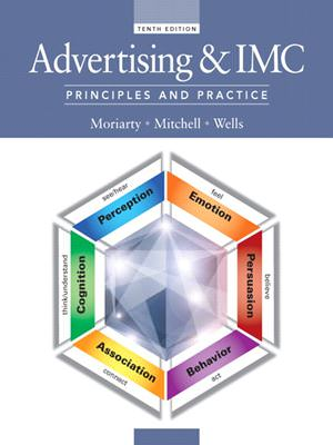 Advertising and IMC: Principles and Practice Solutions