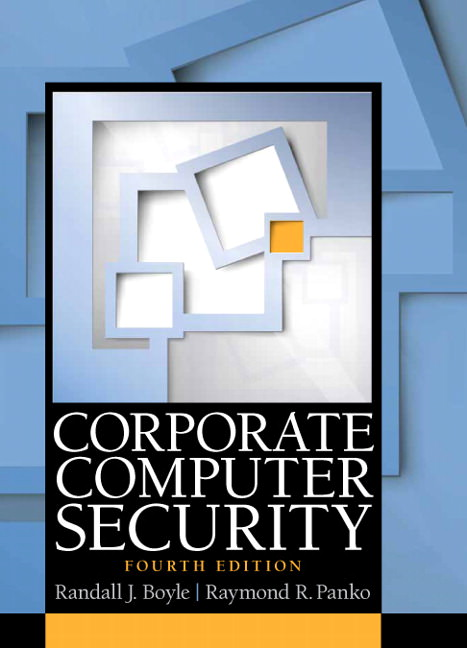 Corporate Computer Security Solutions