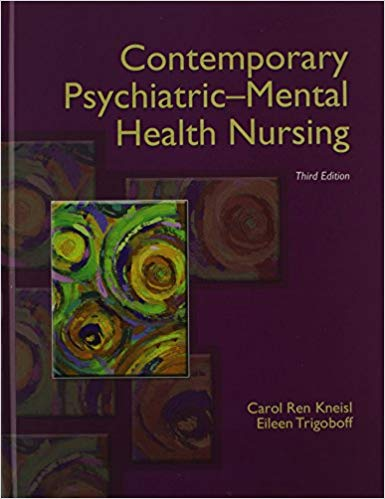 Contemporary Psychiatric-Mental Health Nursing with DSM-5 Transition Guide Solutions