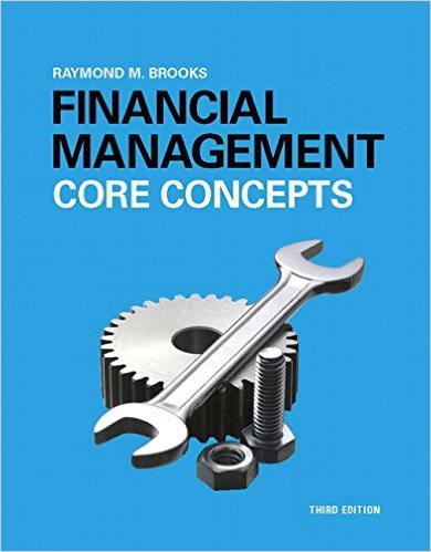 Financial Management: Core Concepts Solutions