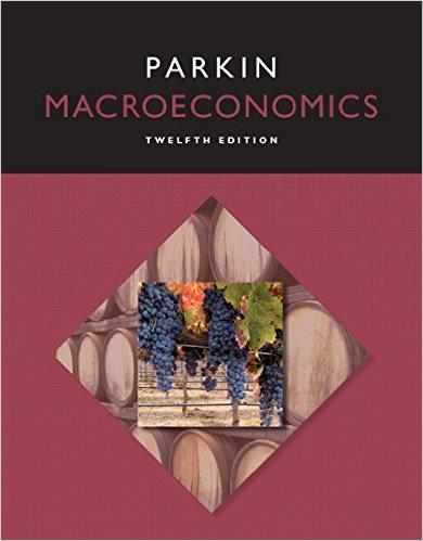 Macroeconomics Solutions