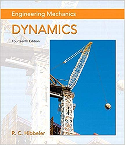 Engineering Mechanics: Dynamics Solutions