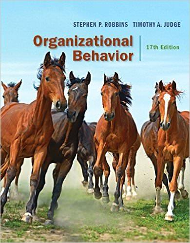 Organizational Behavior Solutions