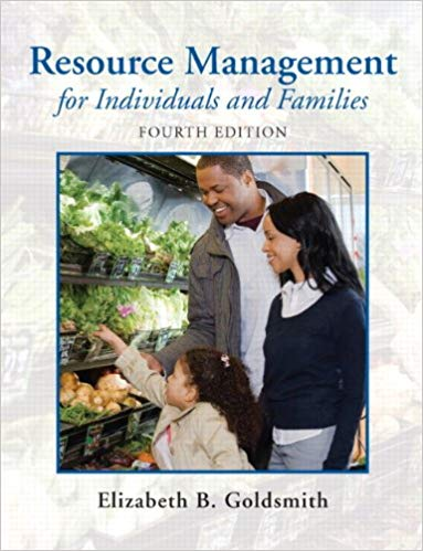 Resource Management for Individuals and Families Solutions
