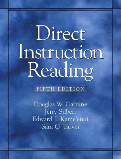 Direct Instruction Reading Solutions