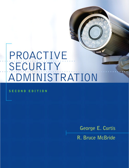 Proactive Security Administration Solutions