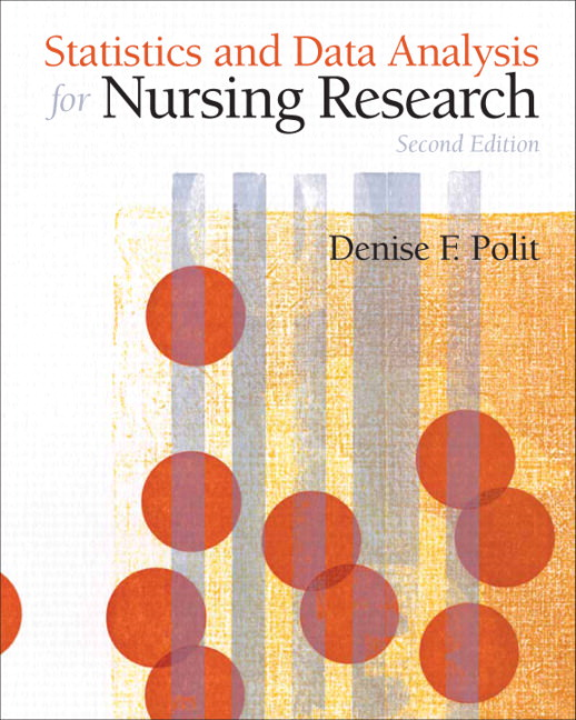 Statistics and Data Analysis for Nursing Research Solutions