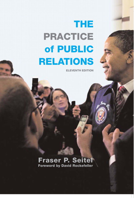 The Practice of Public Relations Solutions
