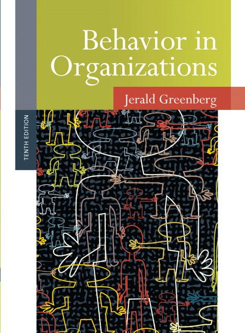 Behavior in Organizations Solutions