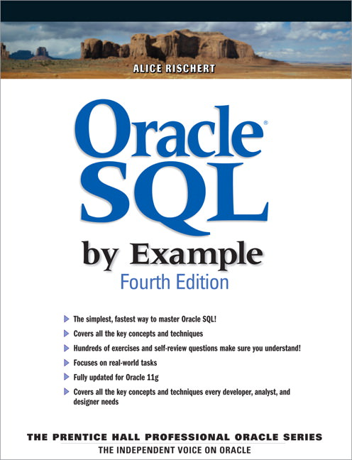 Oracle SQL by Example Solutions