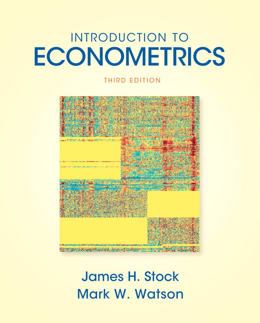 Introduction to Econometrics Solutions