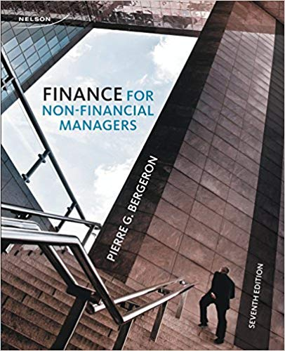 Finance for Non-Financial Managers Solutions