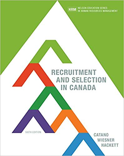 Recruitment and Selection in Canada Solutions