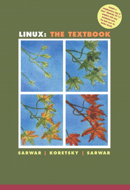 Linux: The Textbook Solutions