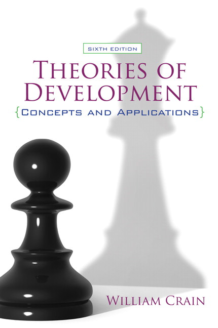 Theories of Development: Concepts and Applications Solutions